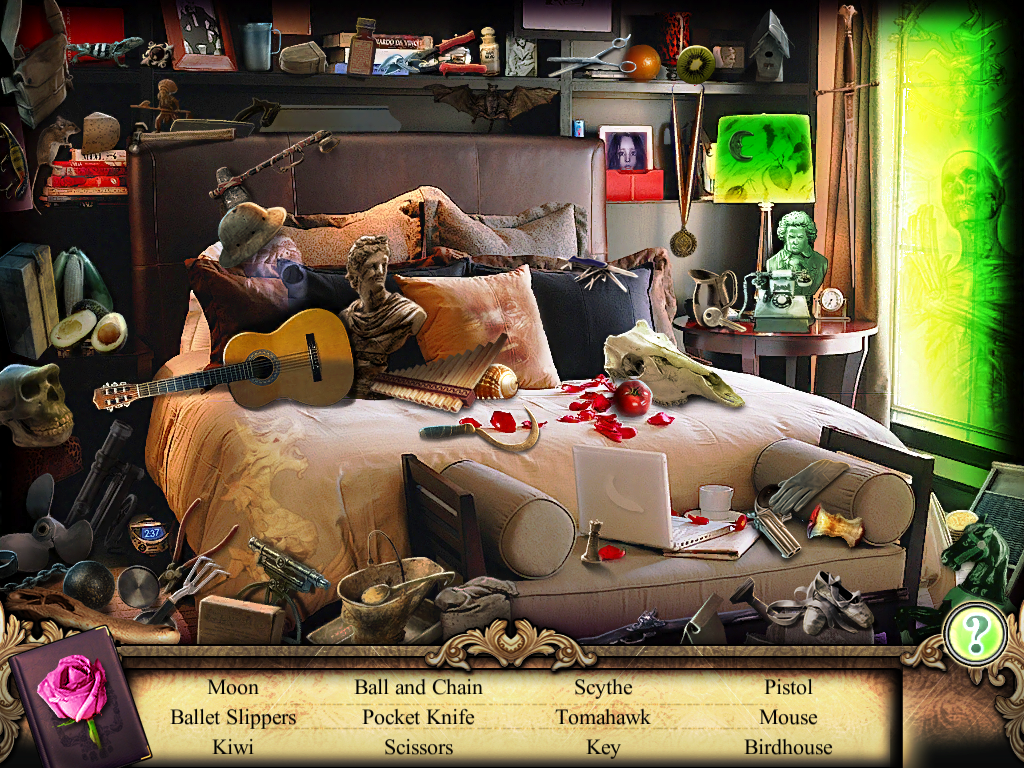 GearDiary Redrum Dead Diary HD for iPad Review