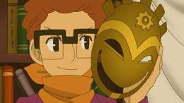 Professor Layton and the Miracle Mask Game Review on Nintendo 3DS