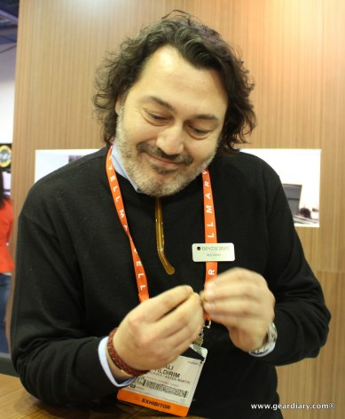 Ali Yildirim, Beyzacases founder and CEO