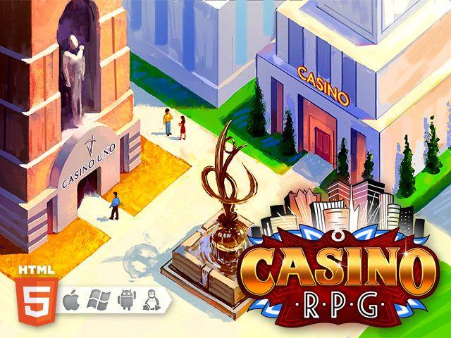 CasinoRPG Title