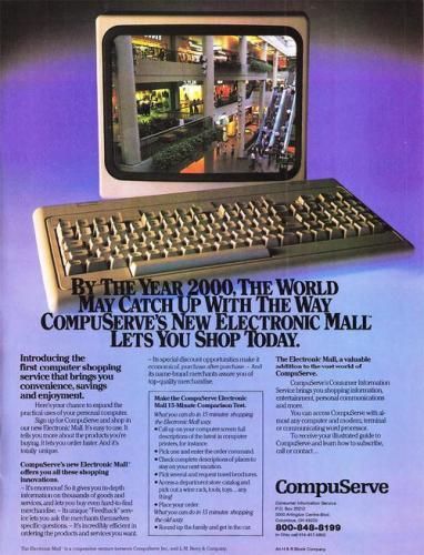 Compuserve Shopping Cart