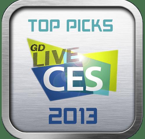 Gear Diary CES 2013 Top Picks