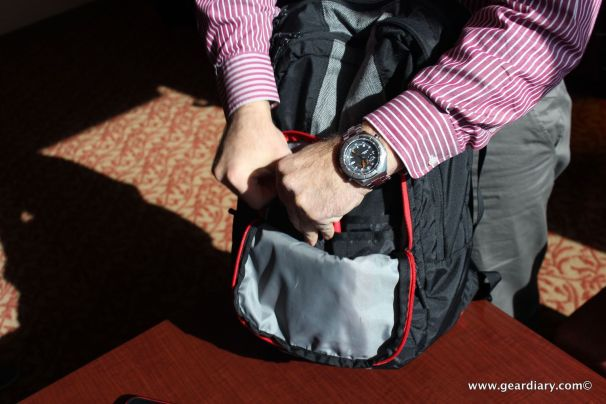 Power Q Laptop Backpack