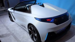 The Honda EV-STER Concept Car, Hot Wheels for Adults