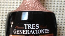 Tres Generaciones Anejo Tequila, a Taste of Family History