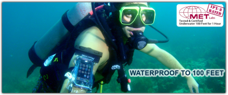 DryCASE for Smartphones Lets Your Gear Go for a Swim  DryCASE for Smartphones Lets Your Gear Go for a Swim