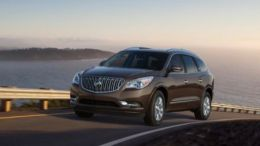GM Trio of Large CUVs are 'Family Truckster Avant Garde'