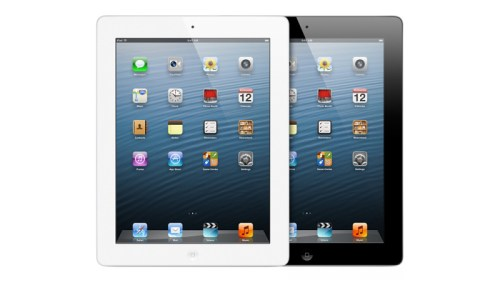 Apple Introduces 128GB iPad 4, Pricing as You Would Expect