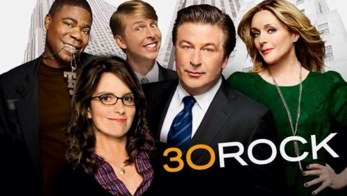 30 Rock Ends This Thursday; Top Ten Reasons I'll Miss It!