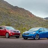 2014 Kia Forte Test Drive: Compact Sedan with Full-Size Amenities
