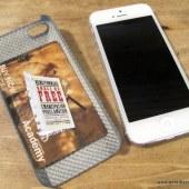 MonCarbone Peak iPhone 5 Case Review