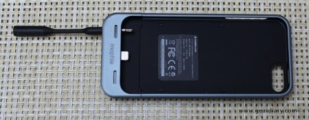 GearDiary Mophie Juice Pack Helium for iPhone 5 Review