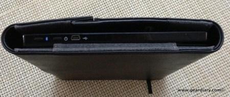 GearDiary Targus iNotebook Productivity Tablet Review