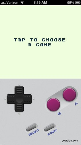 Game Play Puts Game Boy Games on iPhone 5 Without Jailbreaking  Game Play Puts Game Boy Games on iPhone 5 Without Jailbreaking