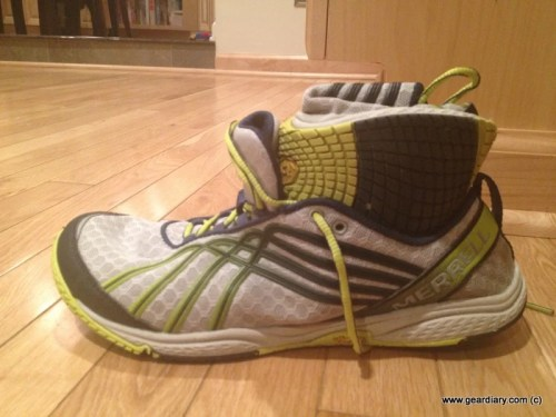 Merrell Road Glove 2 M-Connect Minimalist Shoes Review