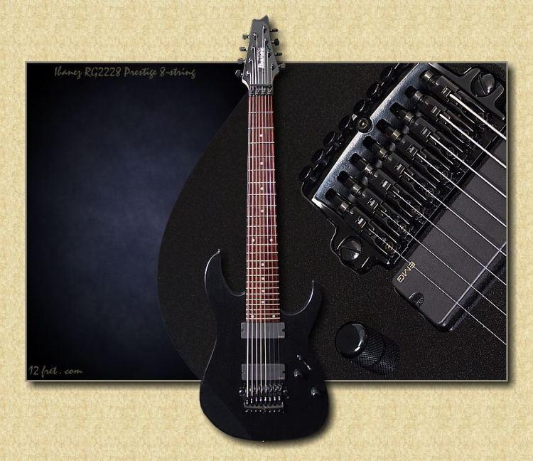 Ibanez_RG2228_Prestige_8_string_guitar