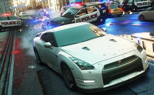 Need for Speed Most Wanted: Video Game Review for PlayStation 3