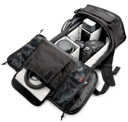 Chrome Niko Camera Pack Takes Your Gear on the Go  Chrome Niko Camera Pack Takes Your Gear on the Go  Chrome Niko Camera Pack Takes Your Gear on the Go