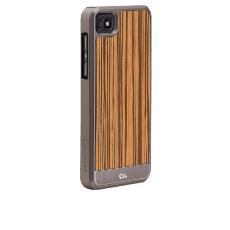 Cmi Crafted woods Blackberry stl 100 Zebrawood CM025198 1