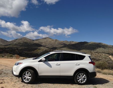 2013 Toyota RAV4 Is Going Places  2013 Toyota RAV4 Is Going Places
