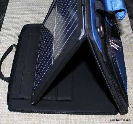 GearDiary Gomadic SunVolt Portable Solar Power Station Review