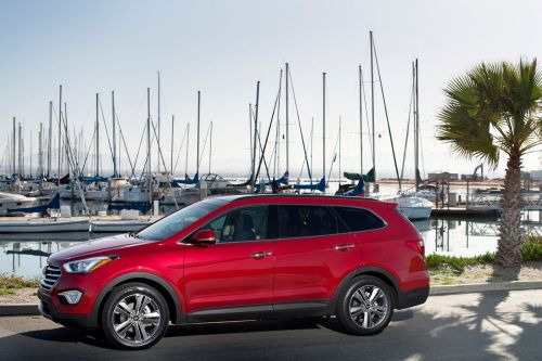 Hyundai Takes Social Bloggers to Coronado for the New Santa Fe!