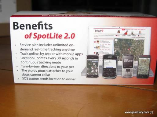 GearDiary Spotlite 2.0 GPS Pet Tracker Review