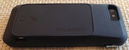 PowerSkin Battery Case for iPhone 5