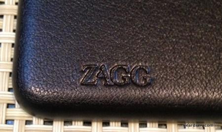 Zagg LEATHERskin for the Apple iPad Mini