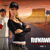 Runaway A Twist of Fate for iPad