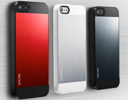 Spigen SGP Saturn Case for iPhone 5 Review