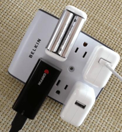 Newer Technology Power2U AC/USB Wall Outlet