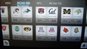 Wii U TVii Service for March Madness Basketball!