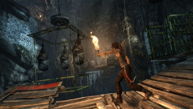 Tomb Raider Review for PlayStation 3  Tomb Raider Review for PlayStation 3  Tomb Raider Review for PlayStation 3