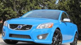 A Fond (and Fun) Farewell for the 2013 Volvo C30