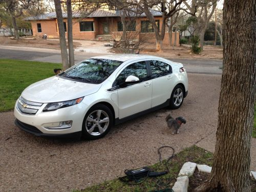 Chevy Volt at SXSWi