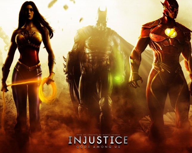 Injustice: Gods Among Us Review for Nintendo WiiU