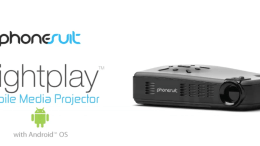 PhoneSuit Lightplay Media Projector with Android Review, Part 2