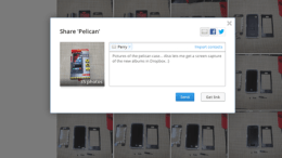 GearDiary Organize, Share and Enjoy Your Dropbox Photos in New Ways
