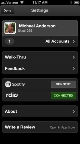 Spotify Music iPhone Apps   Spotify Music iPhone Apps