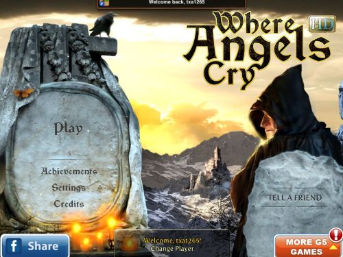 Where Angels Cry HD for iPad Review