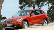 2013 BMW X1 Sport Activity Vehicle Bleeds 3-series DNA