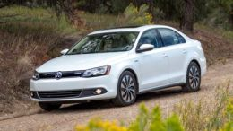 2013 Volkswagen Jetta Hybrid for Earth Day