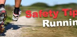 Early Morning Running Safety Tips - The Monday Mile