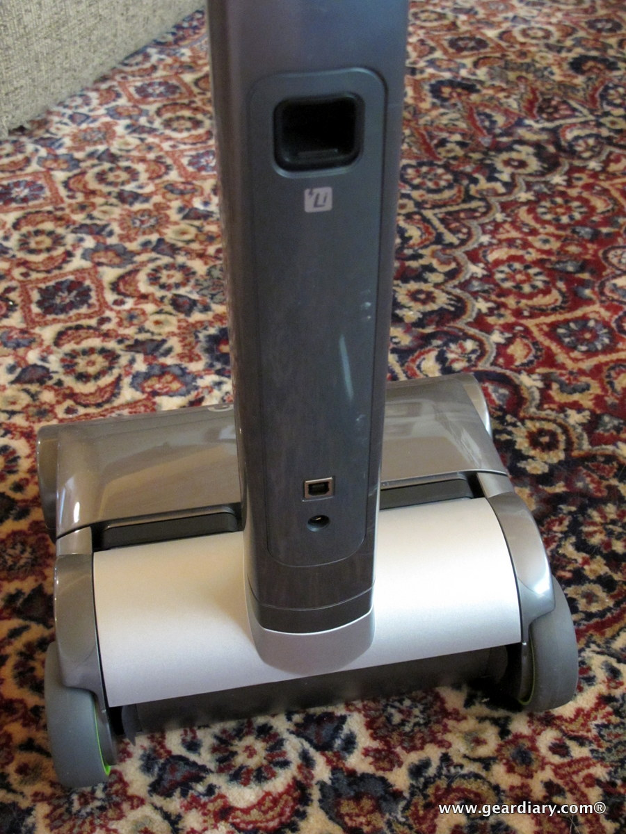 The Gtech Airram Cordless Vacuum Cleaner Review Geardiary
