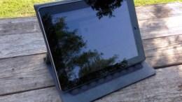 GearDiary Domeo Recliner Folio iPad Case Review