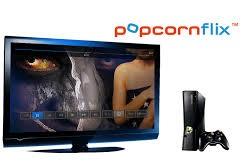 Popcornflix Partnership Enhances Digital Movie Xbox 360 Application