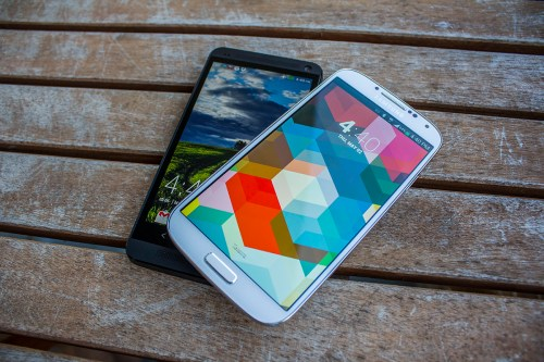 The Galaxy S 4 and HTC One both have their strengths
