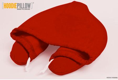 Travel HoodiePillow Hooded Travel Pillow
