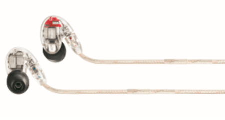 GearDiary At $1250, These Shure Earphones Sure Better Sound Good!